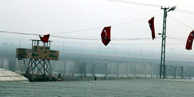 Sınırda PYD'ye karşı 'duvar' önlemi