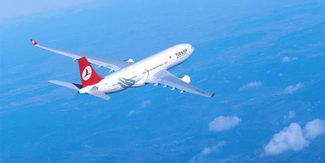 THY uçağı, sorunlu yolcu nedeniyle geri döndü