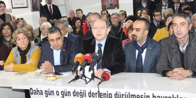 STK'lardan 'Anayasa' tepkisi