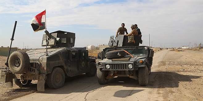 Irak ordusu Musul'un güneydoğusunda kontrolü sağladı