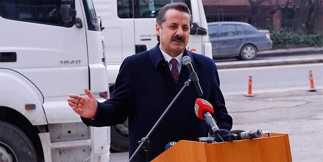 'Türkiye dünyaya insanlık dersi veriyor'