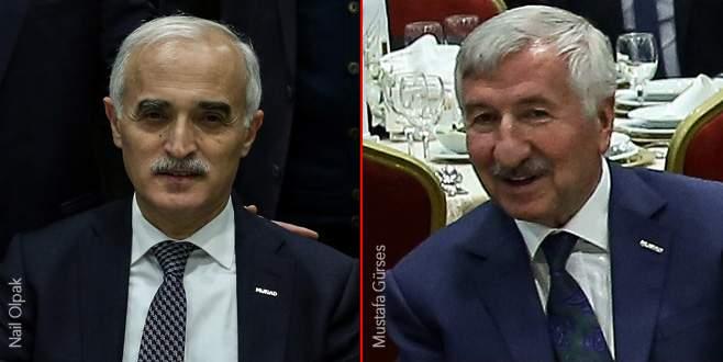 MÜSİAD Bursa'da Gürses yeniden başkan