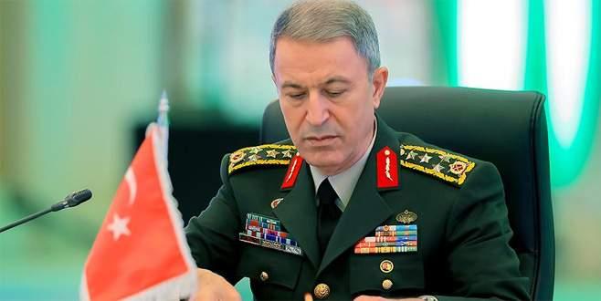 Orgeneral Akar, NATO Askeri Komite Toplantısına katılacak