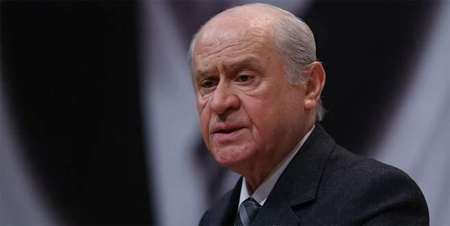 Bahçeli: 'CHP yönetimi olmadık yollara sapmıştır'