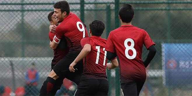 Kosova'yı farklı geçtik: 4-0