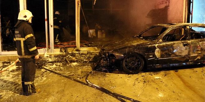 Bursa'da yaşanan yangın dehşeti kundaklama çıktı