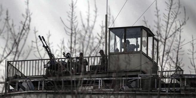 Tahran'da İHA alarmı