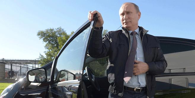 Meksika'da 'Kurtar bizi Putin' kampanyası