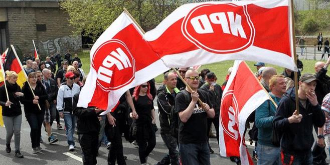 Neo-Nazilere mahkeme kalkanı