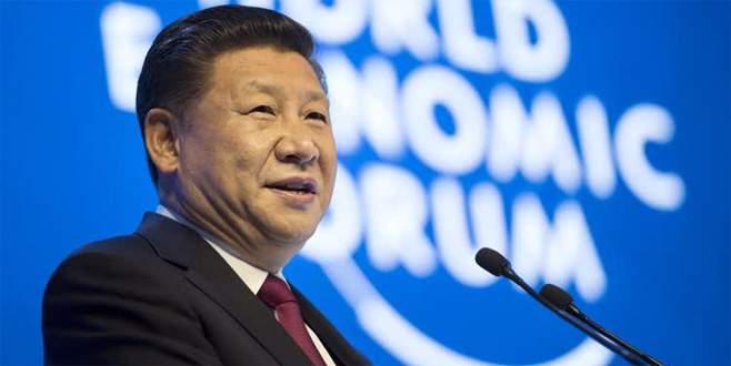 Çin Davos'tan dünyaya mesaj verdi