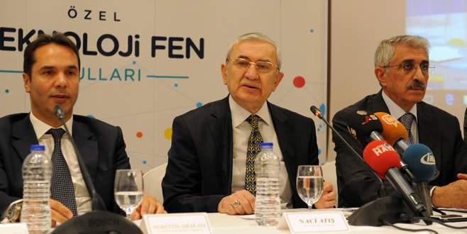Teknoloji ve Fen Okulları Bursa'da