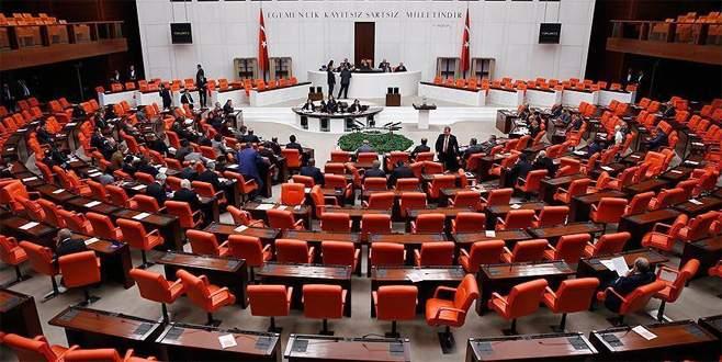 Siyasi parti gruplarından yapılandırma önergesi