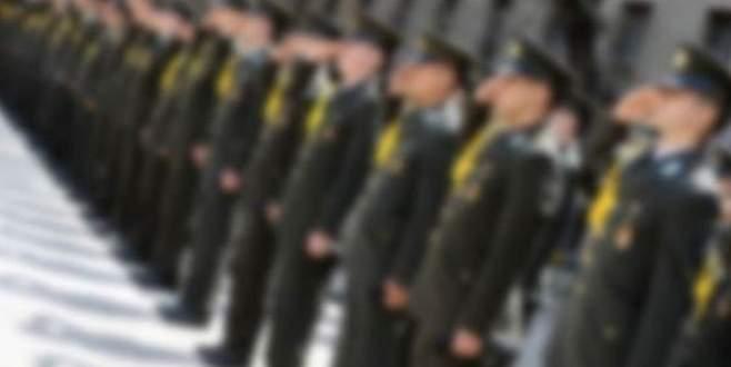 54 ilde 243 TSK personeline gözaltı kararı