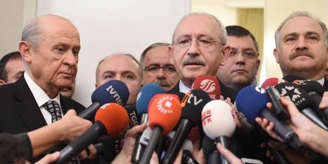 Kılıçdaroğlu'ndan kritik görüşme sonrası ilk açıklama