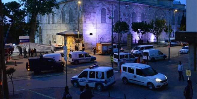 Bursa'da 'canlı bomba' davası