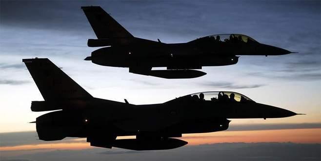 Rus jetlerinden DEAŞ'a hava harekatı