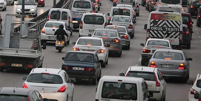 Sürücüler dikkat! Bursa'da trafik düzenlemesi