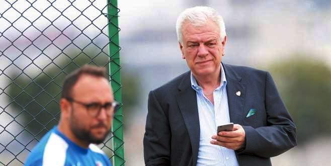 'Adana maçını görelim sonrasına bakarız'
