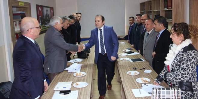 İznik'te 2016 yılı eğitimi değerlendirildi
