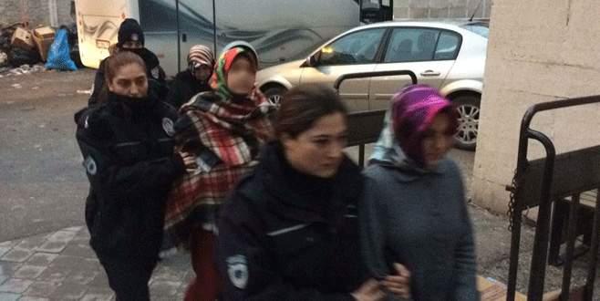Bursa merkezli FETÖ operasyonunda 17 tutuklama