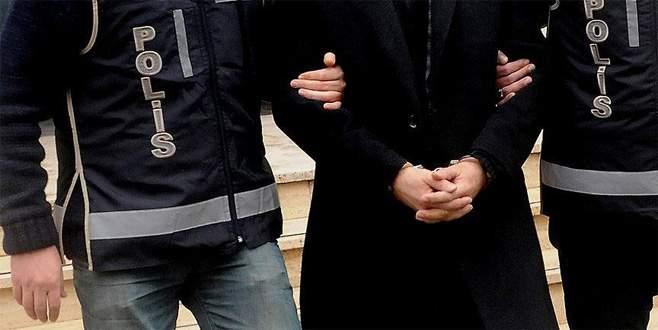 8. Mekanize Tugayı Kurmay Başkanı gözaltına alındı