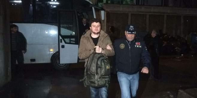 Bursa'da FETÖ'den 11 kişi adliyeye sevk edildi