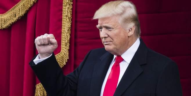 Trump dönemi resmen başladı