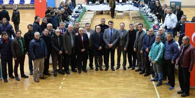 Amatörlere 'Osmangazi' desteği