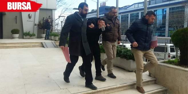 Bursa'da dolandırıcıya suçüstü