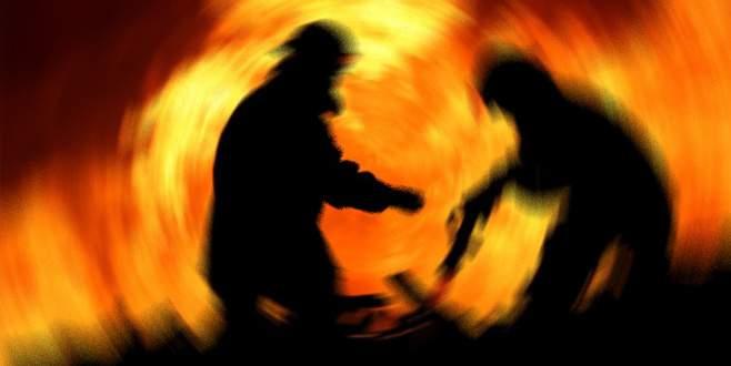 Gece kulübünde yangın: 38 yaralı