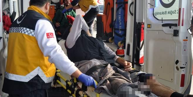 Beyaz et entegre tesisinin çatısı çöktü: 1 ölü, 3 yaralı