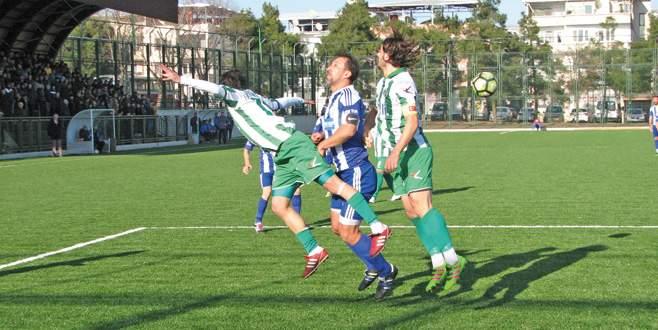 Gol düellosunda kazanan çıkmadı: 3-3