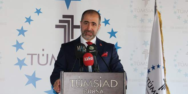 TÜMSİAD Bursa Arslan'la yola devam ediyor