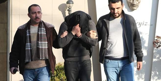 Bursa'da 20 günde 5 hırsızlık!