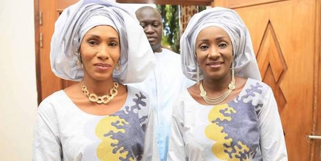 Gambiya'da şimdi de 'first lady'krizi