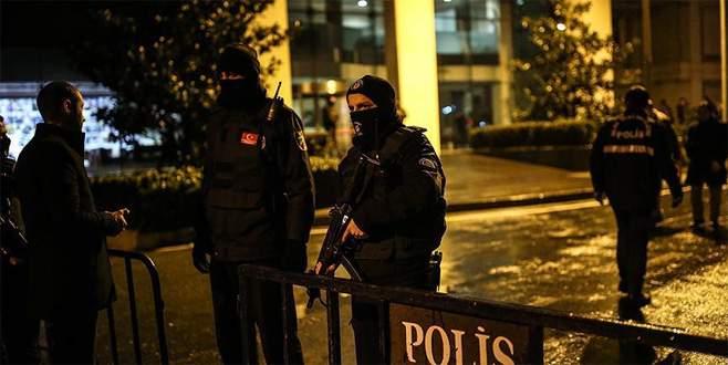 AK Parti'ye saldıran terörist ölü ele geçirildi
