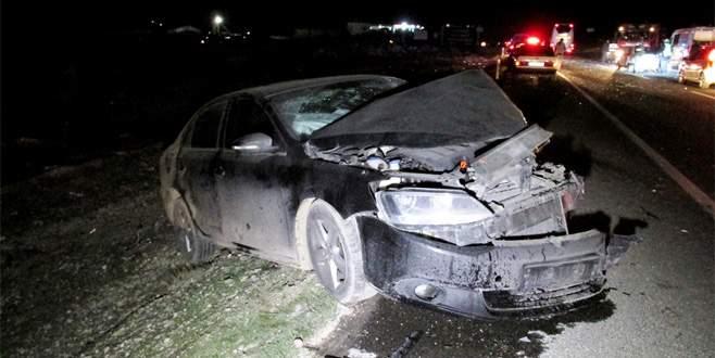 Feci kazada baba ve 2 oğlu hayatını kaybetti