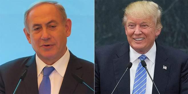Trump ve Netanyahu telefonda görüştü