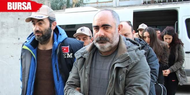 Sosyal medyadan terör propagandasına 4 tutuklama