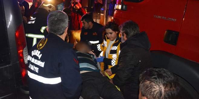 Bursa'da elektrikli battaniye alev aldı: 1 ölü