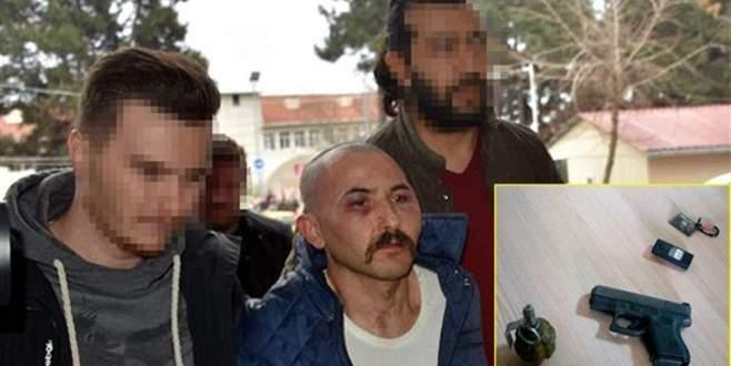 Yakalanan terörist Şerif Turunç'tan suikast itirafı!