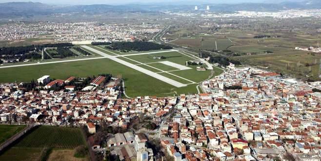 Türkiye'nin ilk iniş şeridi izni Bursa Yunuseli'ne