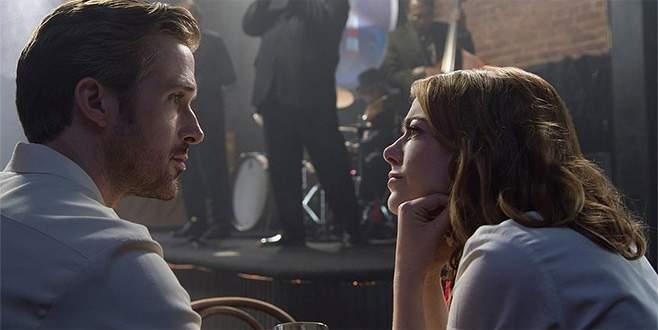 'La La Land' 14 dalda Oscar adayı