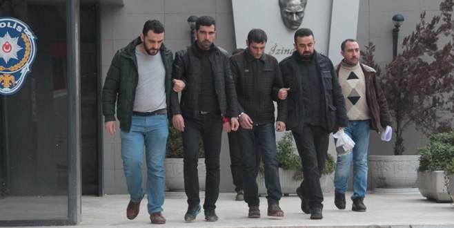Bursa'da 'FETÖ' yalanıyla dolandırıcılık
