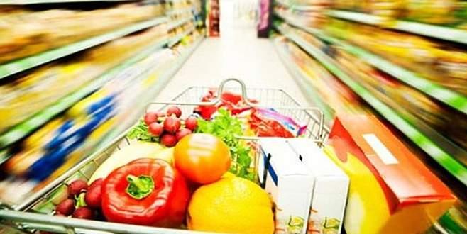 Enflasyon sepetinde gıdanın ağırlığı azaldı