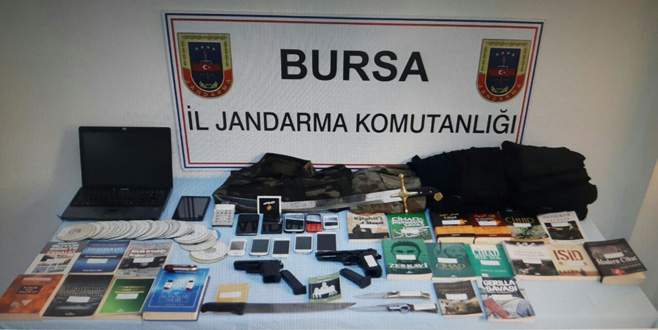 Bursa'da El Kaide operasyonu! 4 kişilik hücre çökertildi