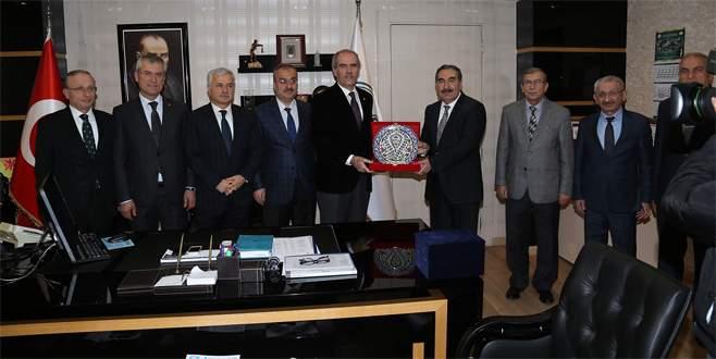 Bursa'da 2070'e kadar su sıkıntısı yaşanmayacak