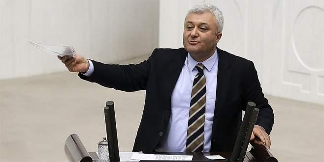 Tuncay Özkan'ın 'dokunulmazlığının kaldırılması' talebi