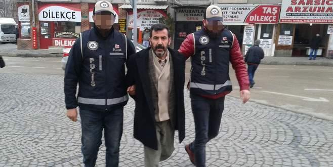 Karayılan ile görüşen FETÖ'cü hain tutuklandı