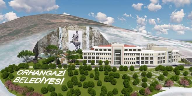 Orhangazi Adalet Sarayı projesinde sona gelindi